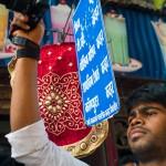 India: Raj, doing street photography