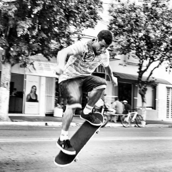 Skate - in Brazil