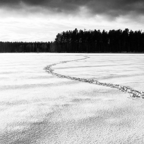 My travels across the ice
