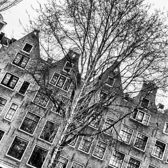 Zig Zag Diagonal, Urban Amsterdam