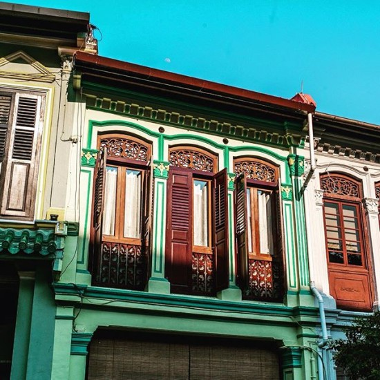 Singapore Traditional Houses