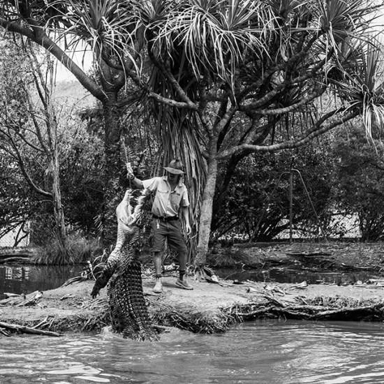 Crocodile Dundee in Australia