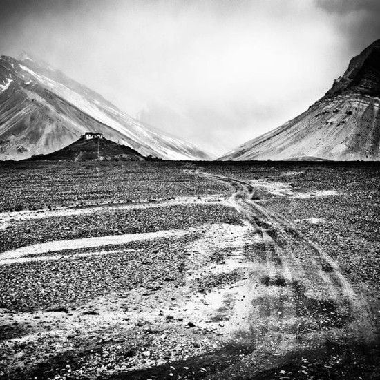The Road to the Monastry